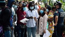 De la frontera a Ciudad de México: cientos de migrantes haitianos buscan regularizar su situación en territorio mexicano