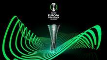 UEFA presenta el trofeo de la Conference League