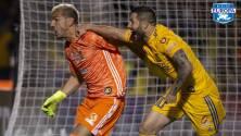 ¡Para calentar la Final! Golazos de Tigres y LAFC en la Concacaf