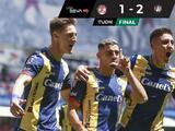 Atlético de San Luis gana en el Nemesio Diez y deja al Toluca sin liderato