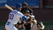 La polémica jugada en boca de toda la MLB que dio triunfo a los Mets
