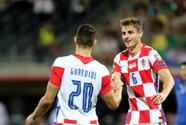 Croacia empata de local ante Eslovaquia y deja su pase en el aire