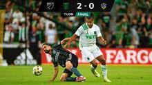 Austin FC sorprende al Galaxy y rompe racha de cinco derrotas