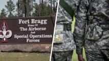 Ejército investiga la muerte de dos soldados en un cuartel de Fort Bragg