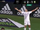 Con gol de Chicharito y penal tardío, LA Galaxy derrota a Portland