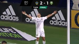 Con gol de Chicharito, LA Galaxy derrota a Portland y mira a Playoffs
