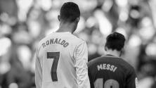 """Cristiano Ronaldo: """"Admiro la carrera de Messi"""""""