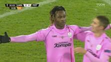 ¡Marca un golazo! Karamoko pone la cifra definitiva 3-3 ante Tottenham