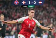 Resumen   Con gol de Maehle, Dinamarca vence a Austria y está en Qatar 2022