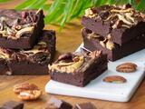 Brownies saludables ¡llevan aguacate y saben delicioso!