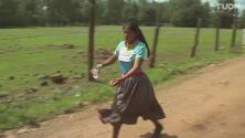¡Deportista de élite! Lorena Ramírez, la corredora de pies ligeros