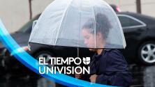 No olvides el paraguas: pronostican tormentas para la mañana del miércoles en Houston