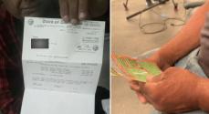 Con un raspadito de $10 de la lotería de California gana $750,000 y no puede cobrarlos