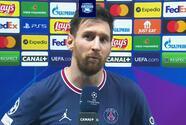 "Messi acepta que estaba ansioso por anotar: ""Tenía ganas ya"""