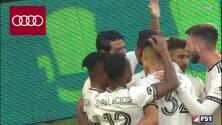 ¿Cuándo no? Carlos Vela firma el gol del empate para LAFC