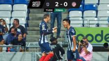 Funes Mori, con gol y asistencia, da el triunfo a Rayados sobre Toluca