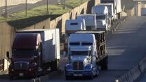 La escasez de conductores de camiones en EEUU está afectando la cadena de distribución a nivel nacional