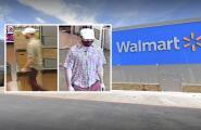 """""""Agredió a la niña y huyó"""": Buscan a sospechoso de agresión sexual contra una menor de 6 años en un Walmart"""