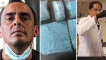 El arresto de Ricardo García, los decomisos de fentanilo y el laboratorio donde analizan la droga incautada en la frontera