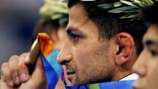 Medallista de oro olímpico es detenido por sospecha de asesinato
