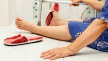Cuídate de las caídas: consejos para saber cómo reaccionar ante los distintos tipos de fracturas