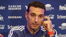 Scaloni quiere que Lionel Messi entre al grupo de los 'Cinco Copas'