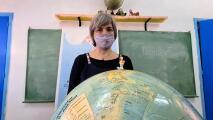 Conoce a la hispana que está entre las 10 mejores maestras del mundo