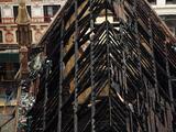 """""""Sospechoso"""" el fuego que acabó con la catedral Saint Sava en Manhattan"""