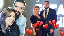 Salen a la luz rumores de una posible separación entre Karla Panini y Américo Garza