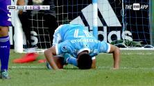 Ismael Tajouri-Shradi falla una clara de gol y New York City FC se pierde el primero