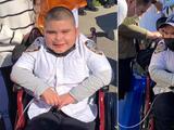 Tras pasar la mitad de su vida en un hospital, un niño hispano de 7 años por fin regresa a casa