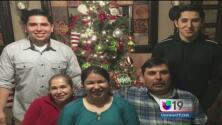 Familia emboscada en México