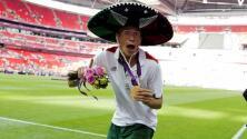 ¡Amantes de lo ajeno! Roban medalla de oro a 'Chatón' Enríquez