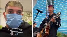 Natanael Cano sufre depresión: El cantante causó alarma entre sus seguidores mientras buscaba crear conciencia