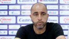"""DT de San Luis tras goleada: """"Soy el máximo responsable"""""""