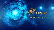 Niño Prodigio - Sagitario 4 de febrero, 2016