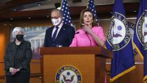 En un minuto: Tras bloqueo republicano, los demócratas trabajan contrarreloj para evitar un cierre del gobierno este viernes