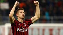Aseguran acuerdo entre Milan y Tottenham por Piatek