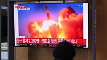 Corea del Norte dispara un misil de corto alcance poniendo en duda su oferta de reanudar conversaciones