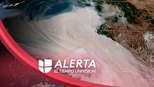 Área de la Bahía cumple tres días de alerta por mala calidad del aire debido a los incendios forestales