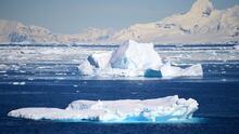 Frío récord en el Polo Sur con temperatura promedio de -77.6° F en los últimos 6 meses