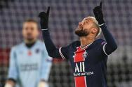 Neymar sigue mejorando e incluso podría jugar el domingo contra el Lille