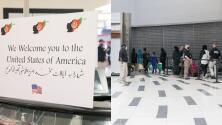 Filadelfia recibe cientos de refugiados provenientes de Afganistán