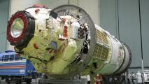 Módulo espacial ruso Nauka sufre accidente, reporta la NASA
