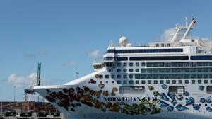 Pasajeros tuvieron que vacunarse para viajar en el primer crucero del Norwegian desde Miami