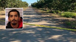 Sospechoso de matar a cuñada es baleado por autoridades y detenido en cementerio del condado de Tulare