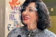 """""""Estamos en receso todos"""": Susana Dosamantes responde si le gustaría tener una nieta de Paulina Rubio"""