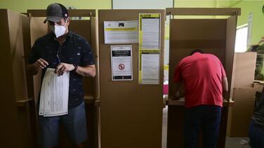Baja afluencia de votantes y centros de votación cerrados por falta de funcionarios en elección de cabilderos