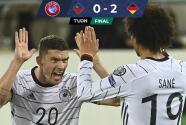¡Lindo estreno! Alemania venció a Liechtenstein en debut de Flick
