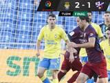 La buena racha de Nacho Ambriz con el Huesca llegó a su fin